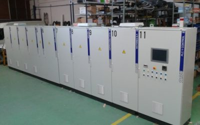 Power and Control Electrical Cabinets